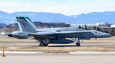 164246 - McDonnell Douglas F/A-18C Hornet - United States - US Marine Corps (USMC)