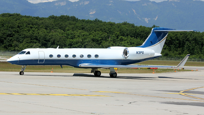 N3PG - Gulfstream G550 - Private