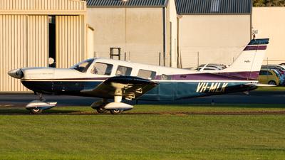 VH-MLK - Piper PA-32-260 Cherokee Six - Private