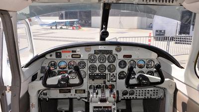 N67WC - Aero Commander 500U - Private