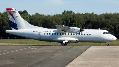 F-GPYB - ATR 42-500 - Untitled