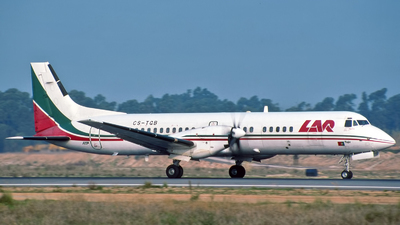 CS-TGB - British Aerospace ATP - Ligações Aéreas Regionais (LAR)