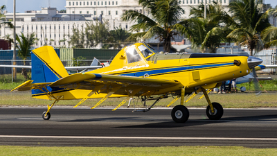 N4025M - Air Tractor AT-502 - Private