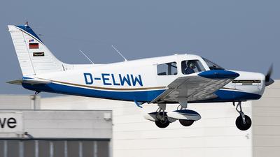 D-ELWW - Piper PA-28-140 Cherokee Cruiser - Ghent Aviaion