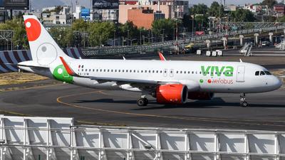 A picture of XAVIW - Airbus A320271N - VivaAerobus - © Francisco Enrique Islas