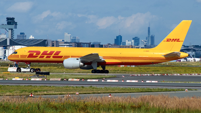 A picture of GBMRI - Boeing 757236(SF) - DHL - © JakkoFly