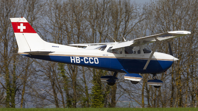 HB-CCO - Reims-Cessna F172N Skyhawk II - Private