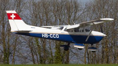 A picture of HBCCO - Cessna F172N Skyhawk - [1763] - © Alex