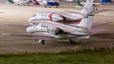 A picture of ECLZP - Cessna 500 Citation F500T - [T5000312] - © Enrique Rubira