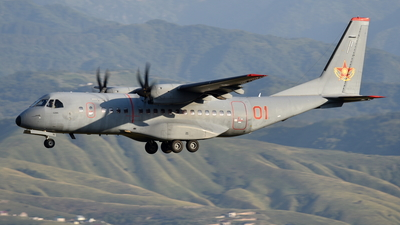 01 - CASA C-295M - Kazakhstan - Air Force