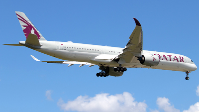 A7-ANR - Airbus A350-1041 - Qatar Airways