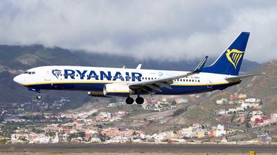 A picture of EIDWX - Boeing 7378AS - Ryanair - © Fernando Roca
