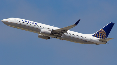N73406 - Boeing 737-924 - United Airlines