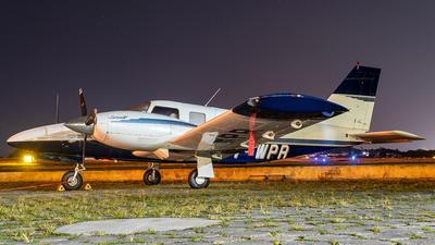 PT-WPR - Piper PA-34-220T Seneca IV - Private