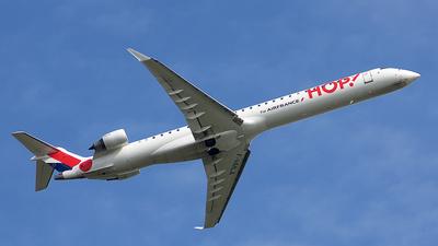 F-HMLA - Bombardier CRJ-1000 - HOP! for Air France