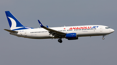 A picture of TCJFO - Boeing 7378F2 - [29777] - © Sebastian Sowa