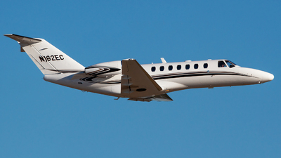 N162EC - Cessna 525B CitationJet 3 - Private