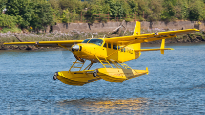 A picture of GMDJE - Cessna 208 Caravan I - [20800336] - © Stewart Marshall