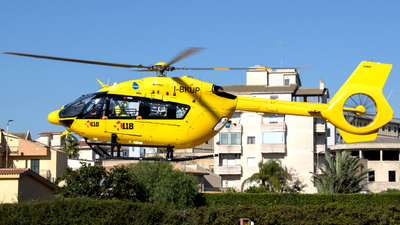 I-BKUP - Airbus Helicopters H145 - Babcock MCS Italia