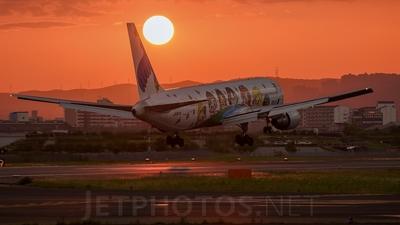 JA8674 - Boeing 767-381 - All Nippon Airways (ANA)