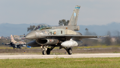 618 - Lockheed Martin F-16DJ Fighting Falcon - Greece - Air Force
