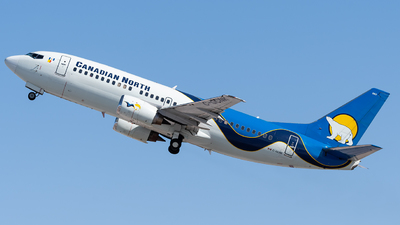 A picture of CGCNK - Boeing 73736Q - Canadian North - © Shae Bilan