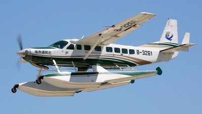 B-3261 - Cessna 208B Grand Caravan EX - Reignwood Asia Aviation