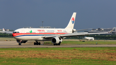 B-6120 - Airbus A330-343 - China Eastern Airlines