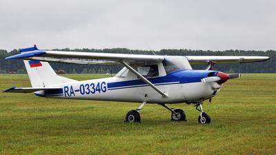 RA-0334G - Cessna 150F - Private