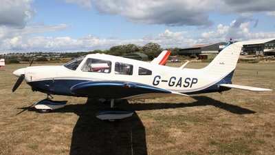 A picture of GGASP - Piper PA28181 - [287790013] - © Ian Johnson