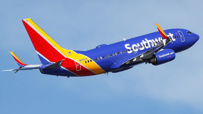 N7857B - Boeing 737-79P - Southwest Airlines