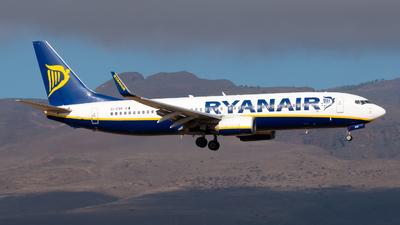 A picture of EIEVK - Boeing 7378AS - Ryanair - © Pablo Gonzalez de Leon