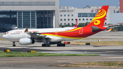 A picture of B6519 - Airbus A330243 - Hainan Airlines - © JetblastAviation