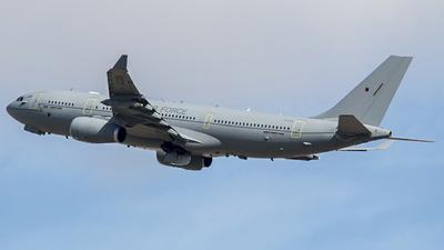 ZZ335 - Airbus A330-243 (MRTT) Voyager KC.3 - United Kingdom - Royal Air Force (RAF)