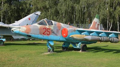 25 - Sukhoi Su-25 Frogfoot - Soviet Union - Air Force