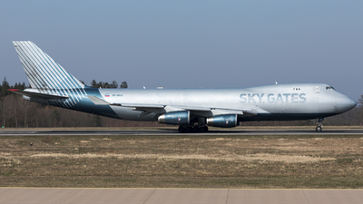 VP-BCH - Boeing 747-467F(SCD) - Sky Gates Airlines