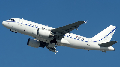 D-APGS - Airbus A319-115X(CJ) - K5 Aviation