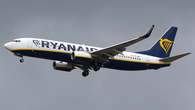 9H-QBC - Boeing 737-8AS - Ryanair (Malta Air)