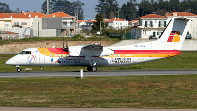 PH-DMV - Bombardier Dash 8-315 - Iberia Regional (Air Nostrum)