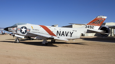 145221 - McDonnell F3H-2 Demon - United States - US Navy (USN)
