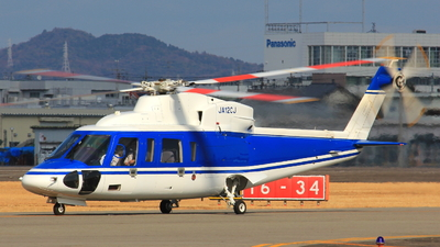 JA12CJ - Sikorsky S-76C+ - First Air Transport