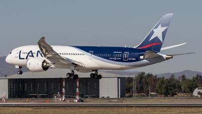 CC-BBG - Boeing 787-8 Dreamliner - LAN Airlines