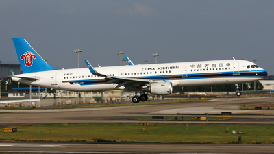 B-8677 - Airbus A321-211 - China Southern Airlines