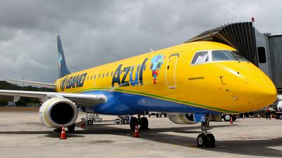 PP-PJQ - Embraer 190-100LR - Azul Linhas Aéreas Brasileiras