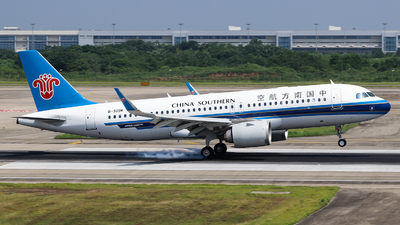 A picture of B309M - Airbus A320251N - China Southern Airlines - © Jerry.H