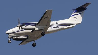 PR-GBI - Beechcraft 200 Super King Air - NHR Táxi Aéreo