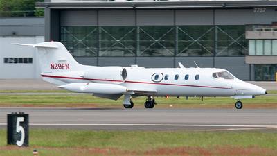 N39FN - Bombardier Learjet 35 - Private