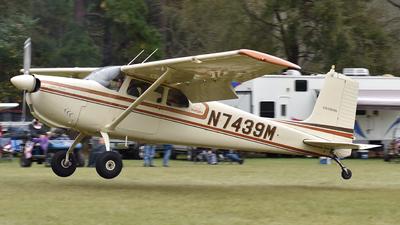 A picture of N7439M - Cessna 175 Skylark - [55739] - © Javier Vera
