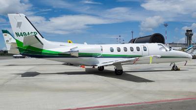 N494GP - Cessna 550 Citation II - Private