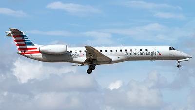 N650AE - Embraer ERJ-145LR - American Eagle (Envoy Air)